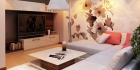Modern nappali ötletek