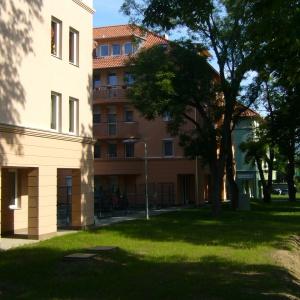 Árnyas Liget lakópark - Árnyas u. pécsen